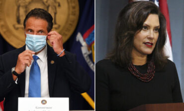 Whitmer and NY Governor Cuomo call for congressional investigation into Trump's pandemic response