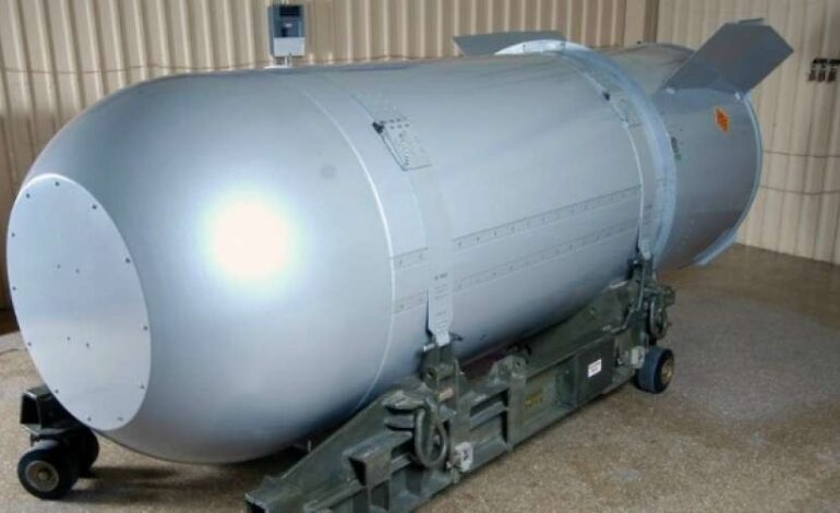 Nuclear weapons remain an existential threat