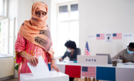 New poll shows increased Muslim political engagement; similarities with Americans along racial lines