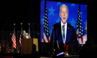 Republicans turn to Biden transition as Trump's legal options dwindle
