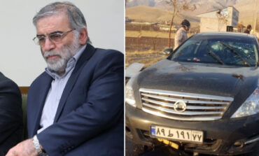 Suspected Iranian nuclear scientist Fakhrizadeh assassinated near Tehran