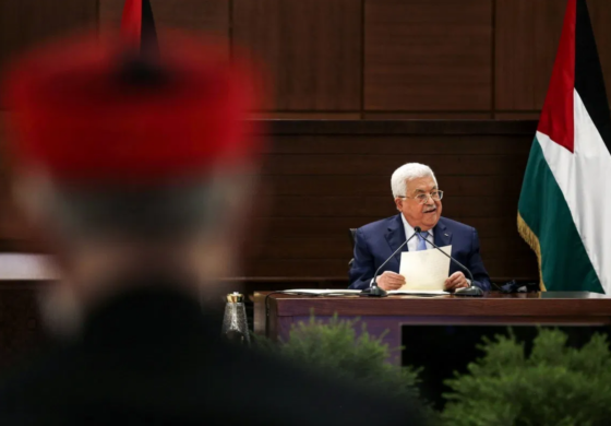 """""""Playing for time"""": The non-strategy of Mahmoud Abbas"""