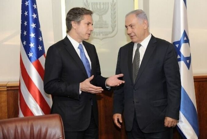 The king's man: Blinken's appointment reassures Israel that little will change under Biden