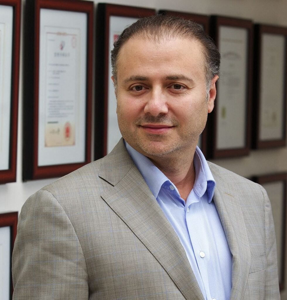Al Siblani, Founder and CEO of EnvisionTEC