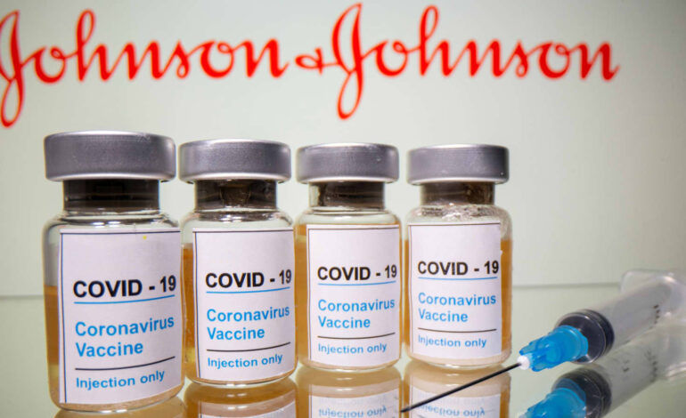 Johnson & Johnson's COVID-19 vaccine is 66 percent effective globally