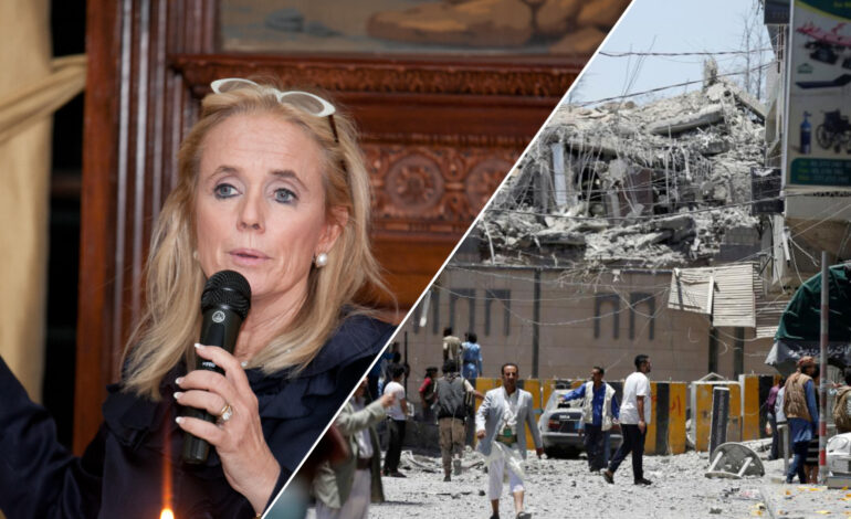 Dingell, dozens of law makers ask Biden for more transparency on U.S. involvement in Yemen war