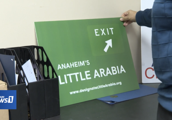 Arab Americans continue their efforts for Little Arabia designation in Anaheim