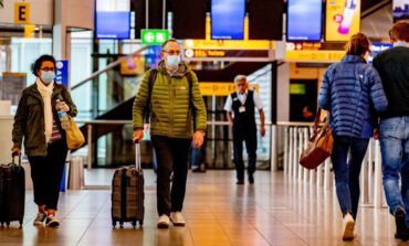 Travelers could be fined $1,500 or more for violating mask order