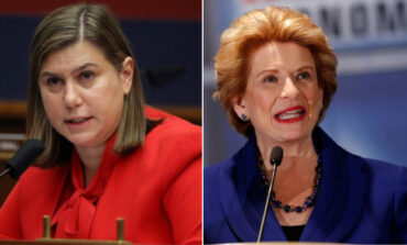 Nessel's office charges two for threats made to officials, includingStabenow