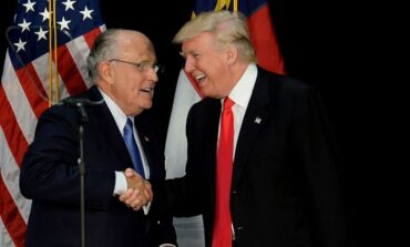 Trump, Giuliani accused in lawsuit of conspiring to incite Capitol riot