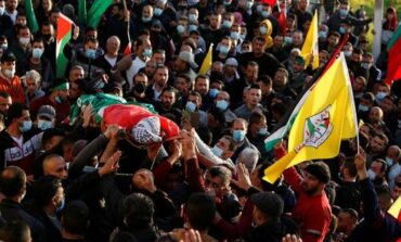 Palestinian killed by Israeli troops during clashes - witness