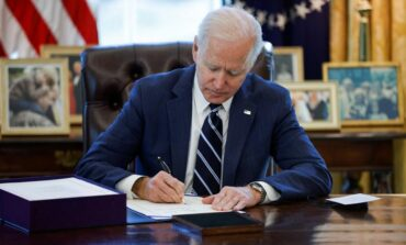 Biden signs sweeping $1.9 trillion COVID-19 relief bill into law
