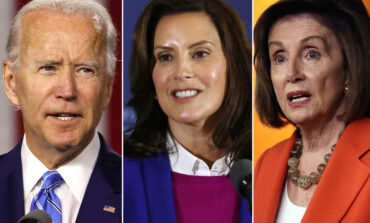 Charges filed against man accused of terrorism for death threats against Biden, Pelosi and Whitmer