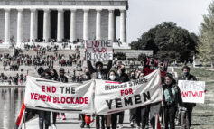 Yemen activists stage hunger strike, rally in D.C.