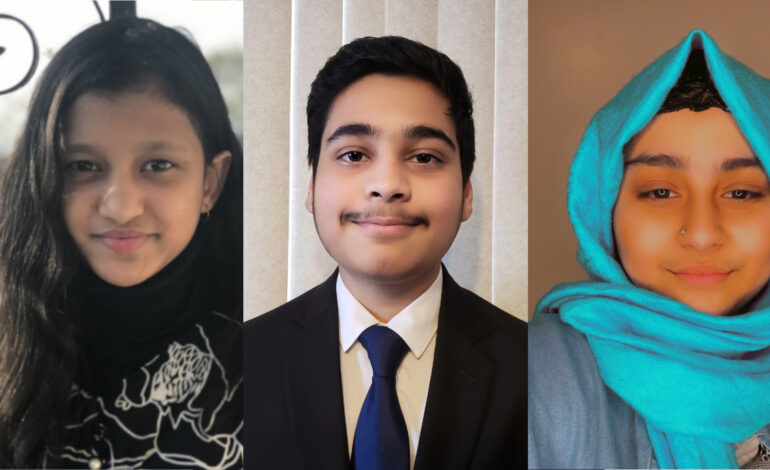 Hamtramck students win speech competition with hopeful messages