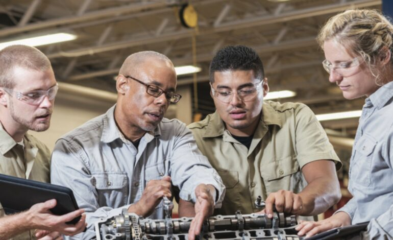 Operation Next seeking 100 Metro Detroiters for free advanced manufacturing training