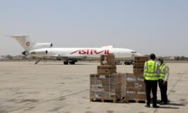 Yemen receives first shipment of COVID-19 vaccines
