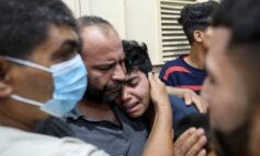 20 Palestinians, including nine children, killed by Israeli air strikes in Gaza, amid days of violence