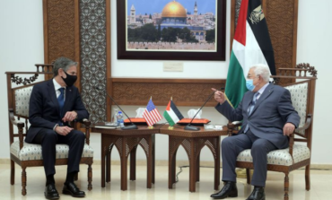 The fumbling king of Palestine: Palestinians are defeating the Oslo culture