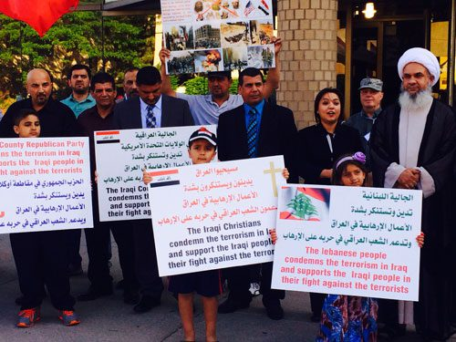 Iraqi Christians, Shia and Sunnis reject sectarianism, rally together against ISIS