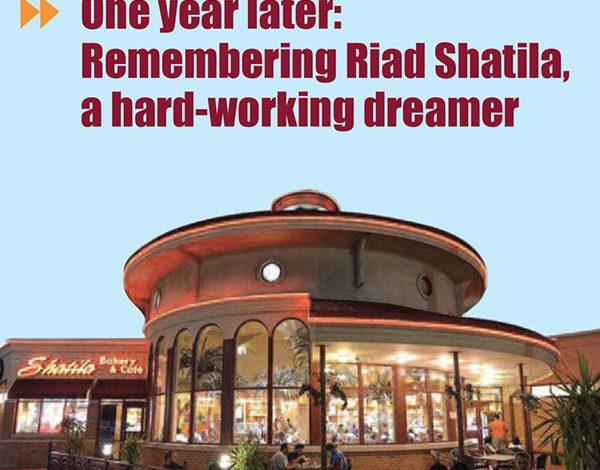 Remembering Riad Shatila, a hard-working dreamer