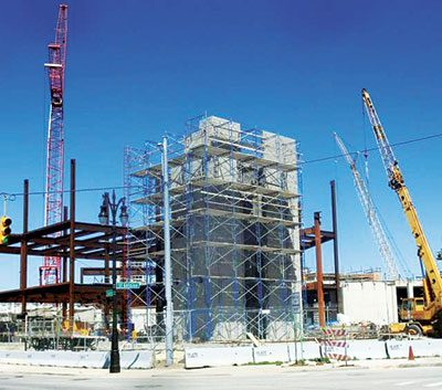 Officials plead not guilty to charges related to failed Wayne County jail project