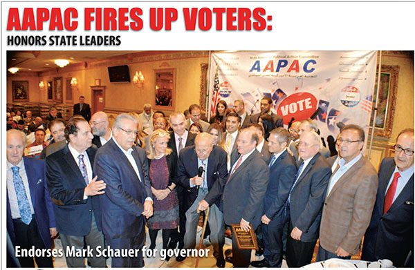 AAPAC fires up voters, honors state leaders at annual gala