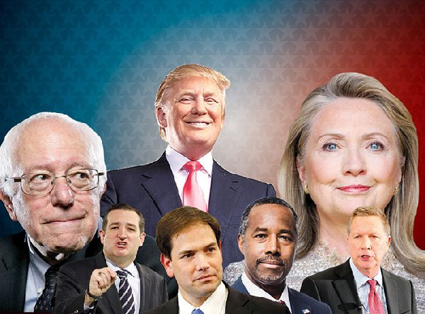 Where do the candidates stand on the Israeli-Palestinian conflict?