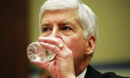 Snyder, eight former officials criminally charged in Flint water case