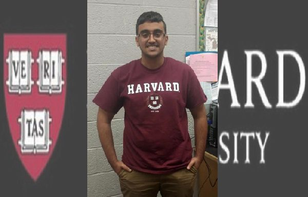 Harvard-bound Edsel Ford student has a drive for success