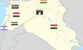 Sykes-Picot, 100 years later: Redrawing the maps