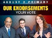 Our endorsements