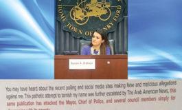Susan Dabaja is not keeping it civil