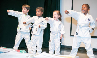 Kids in chronic pain use martial arts to kick fear, anger and pain away