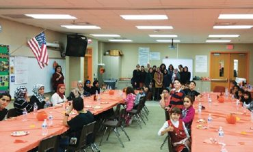Refugee and immigrant students' first Thanksgiving experience