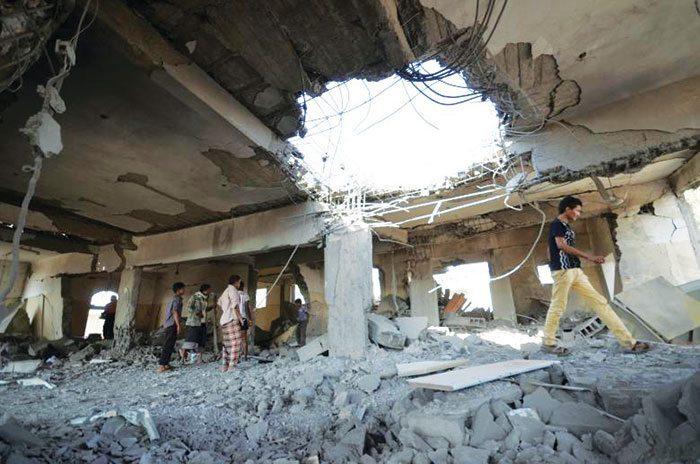 Saudi Arabia shows signs of accepting U.N. plan for Yemen