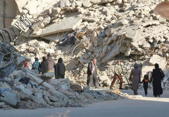 U.N. says rations run out in east Aleppo, hopes for aid deal