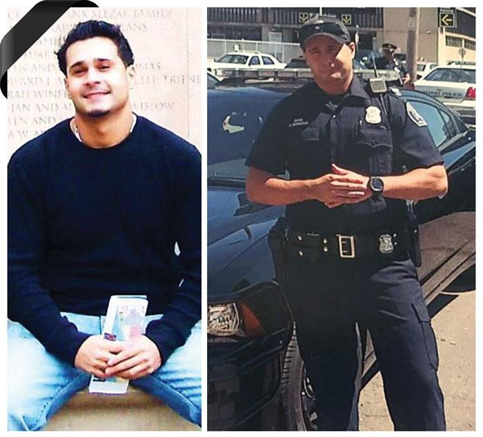America S Police News: Arab American Detroit Police Officer Dies