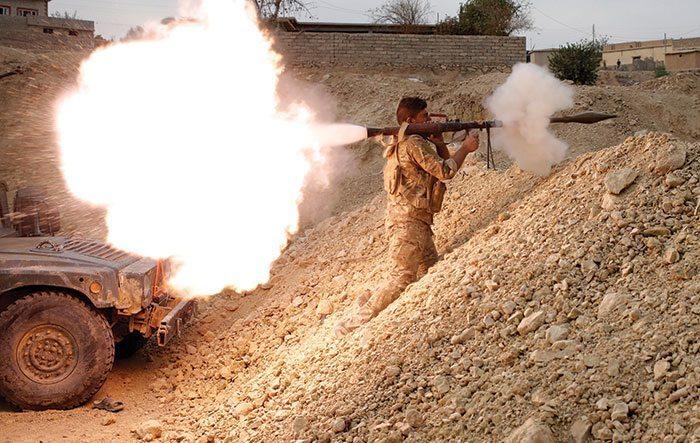 Iraqi forces preparing advance on south Mosul