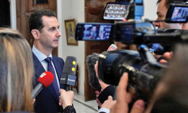 Assad hopes for 'reconciliation' deals with rebels