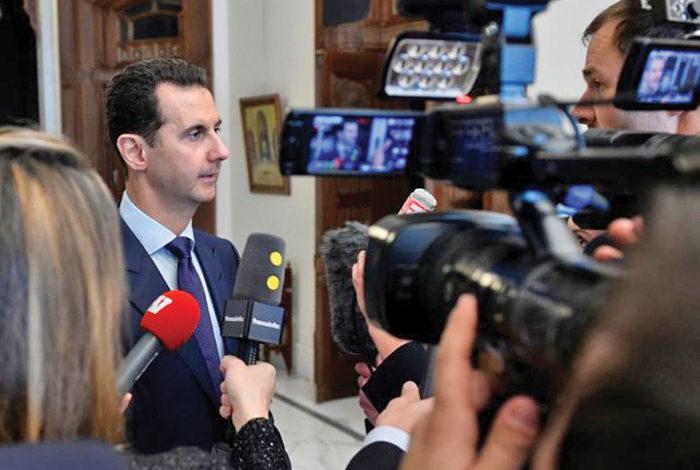 Assad hopes for 'reconciliation' deals with rebels