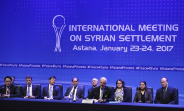 Astana peace talks make way for Syrian truce