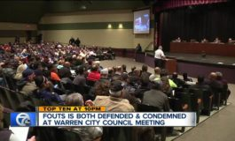Warren city officials call on Fouts to investigate himself