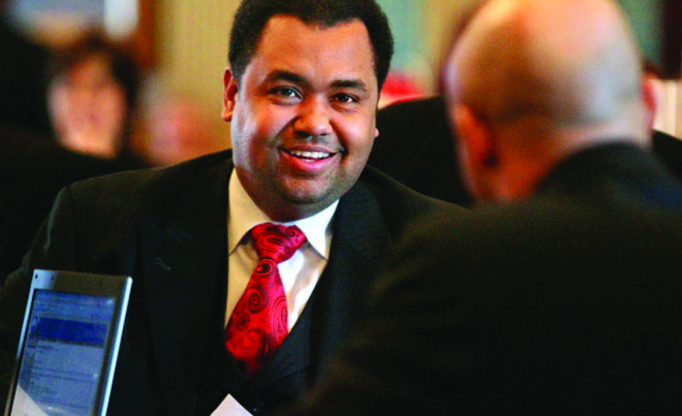 Coleman Young II aims to reinvent Detroit through his father's legacy