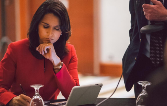 2020 Elections: Tulsi Gabbard firm against U.S. instigating costly regime changes and policy towards Iran