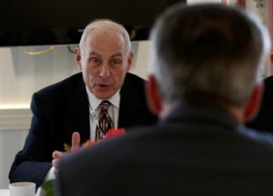U.S. Homeland Security Secretary John Kelly -REUTERS