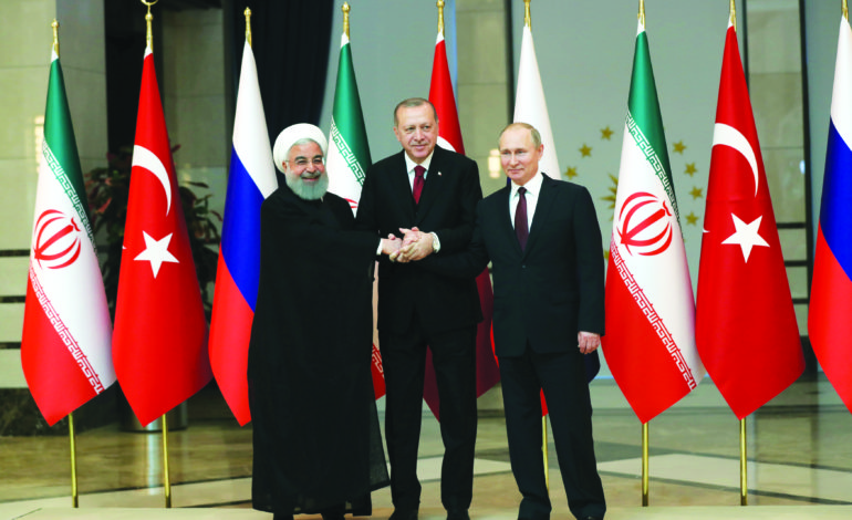 Ankara summit: Changing the rules of engagement