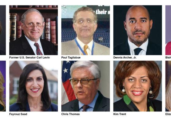 Secretary of State-elect Jocelyn Benson announces transition team