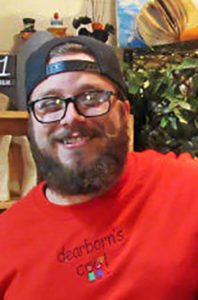 Common Grace Coffee Company owner Dale Tremblay-Dulong