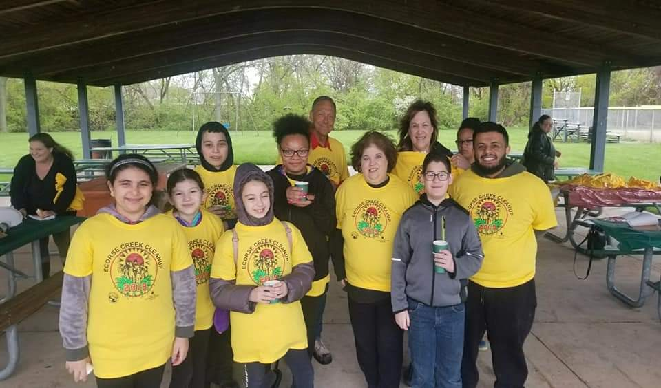 Hicks-Clayton has founded a youth group that is actively involved in many community projects, including neighborhood clean ups and food deliveries to needy residents.